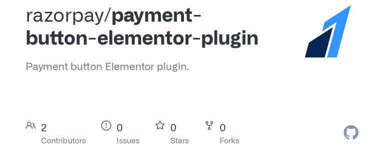 Razorpay Payment Button Elementor